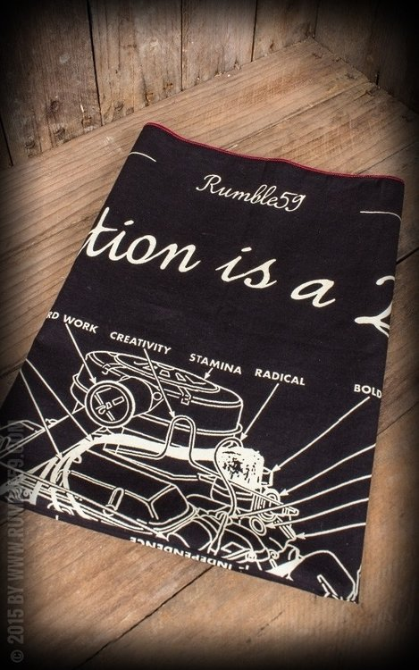 Bandana/ Scarf Ambition is a Dream