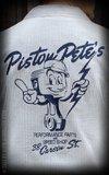 Gas Station Shirt - Piston Pete
