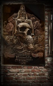 Poster - Welcome to my hell